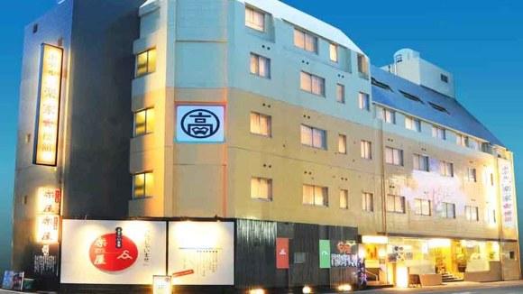 ホテル楽家 櫻館/外観