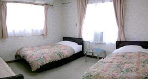 ペンションシルバースプレイ/客室