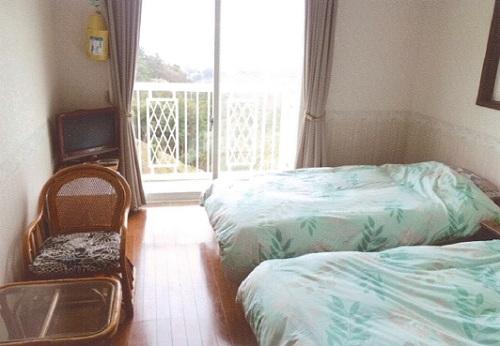 ペンション コスモヒル/客室