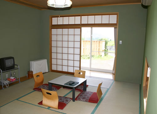 相間川温泉 ふれあい館/客室