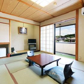 青海荘/客室