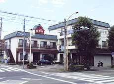 ビジネスホテル壱番館/外観