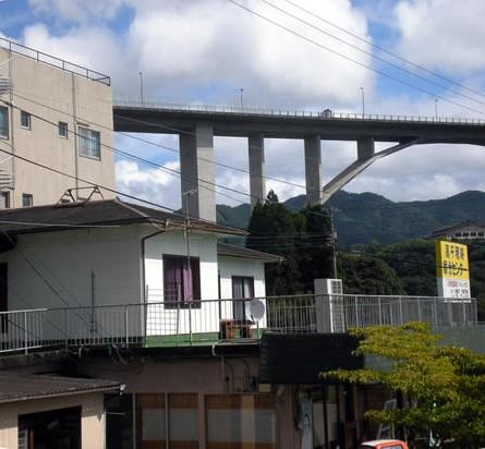 貸別荘 高千穂峡/外観