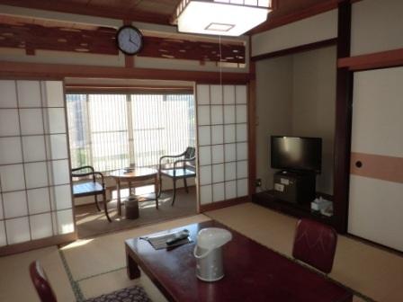 花鳥風月の宿 浮月/客室