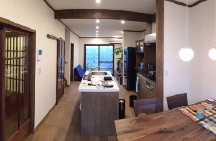 大徳寺北側清寂の家/客室