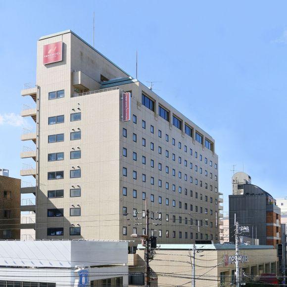 ネストホテル松山/外観