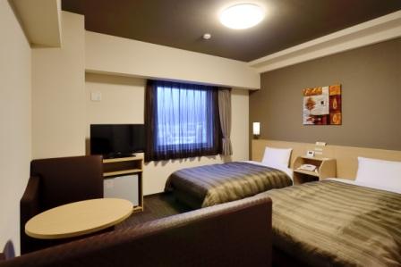 ホテルルートイン石巻中央/客室