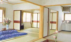 奥武尊温泉 ホテル星亭/客室