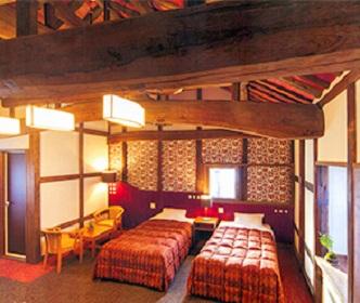 矢掛屋 INN&SUITES/客室