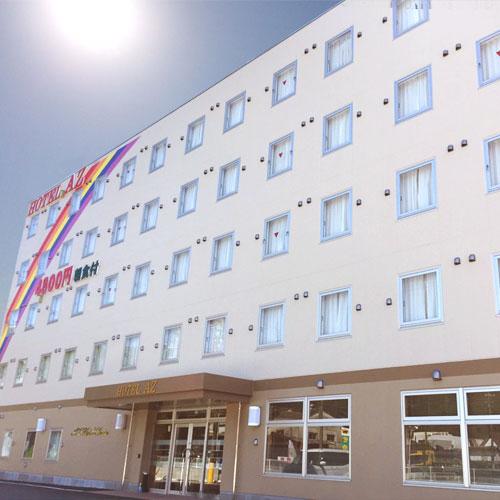 HOTEL AZ 熊本芦北店/外観