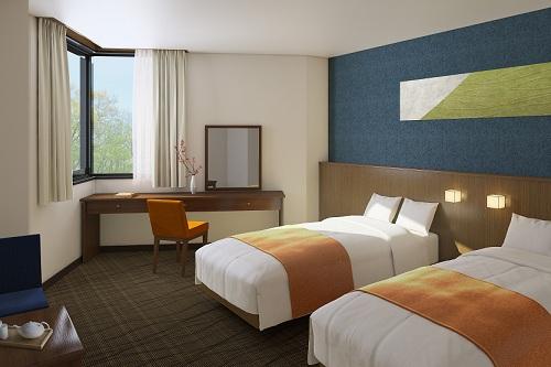 富士山ステーションホテル/客室