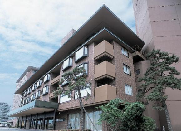 湯の川温泉 湯の川観光ホテル 祥苑/外観