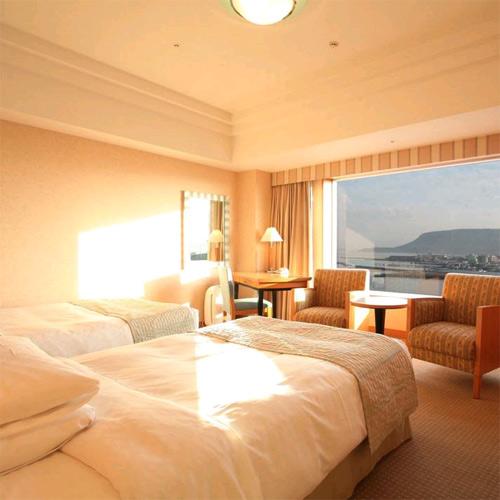JRホテルクレメント高松(旧全日空ホテルクレメント高松)/客室