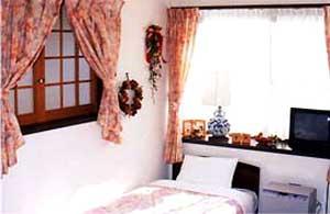 北軽井沢貸別荘フォーウインド/客室