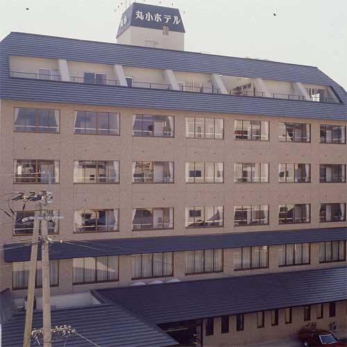 丸小ホテル/外観