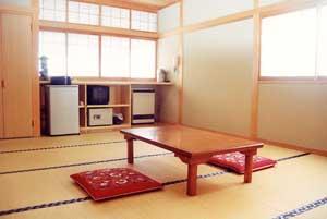 村の宿 アグリーブルむかわ/客室