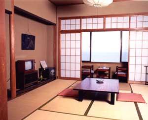 曽々木海浜ホテル/客室