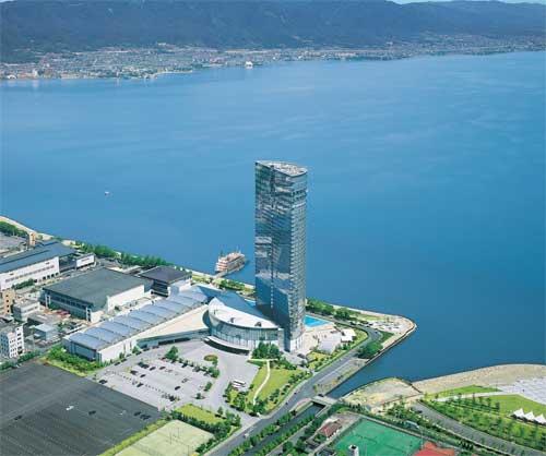 【新幹線付プラン】大津プリンスホテル(びゅうトラベルサービス提供)/外観