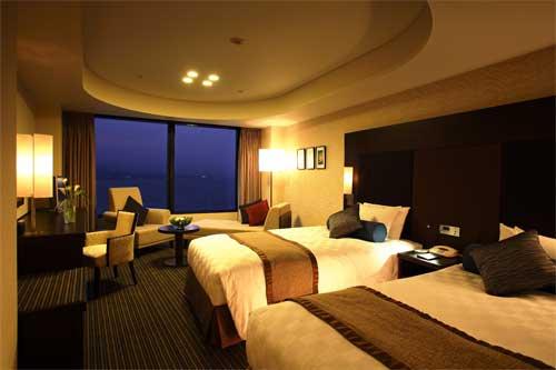 【新幹線付プラン】大津プリンスホテル(びゅうトラベルサービス提供)/客室