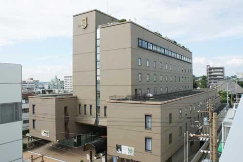 【新幹線付プラン】ホテルフジタ奈良(びゅうトラベルサービス提供)/外観