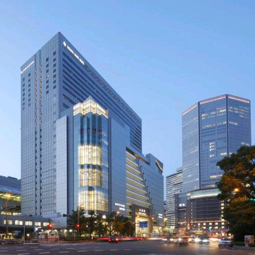 【新幹線付プラン】ホテルグランヴィア大阪(びゅうトラベルサービス提供)/外観