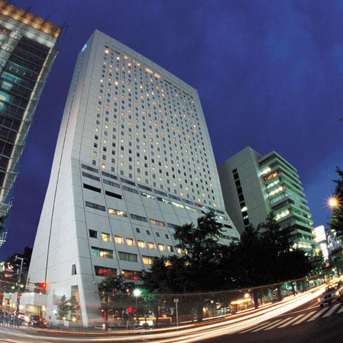 【新幹線付プラン】ホテル日航大阪(びゅうトラベルサービス提供)/外観