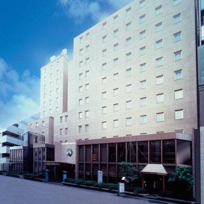 【新幹線付プラン】アークホテル大阪心斎橋(ルートインホテルズ)(びゅうトラベルサービス提供)/外観