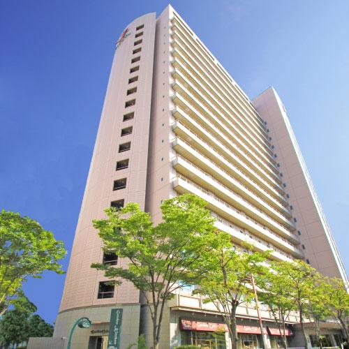 【新幹線付プラン】ハートンホテル西梅田(びゅうトラベルサービス提供)/外観
