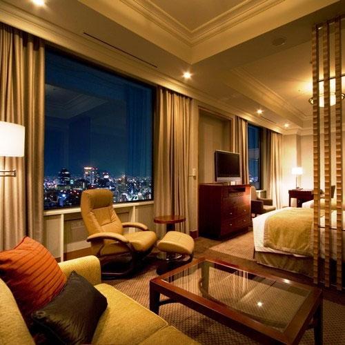 【新幹線付プラン】帝国ホテル大阪(びゅうトラベルサービス提供)/客室