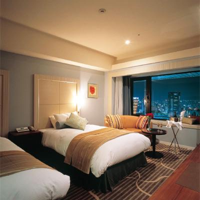 【新幹線付プラン】ホテルオークラ神戸(びゅうトラベルサービス提供)/客室