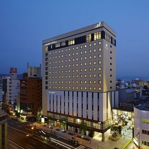 CANDEO HOTELS(カンデオホテルズ)松山大街道/外観