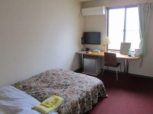 ビジネスホテル サンライズ <栃木県>/客室
