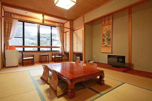 赤沢温泉旅館/客室