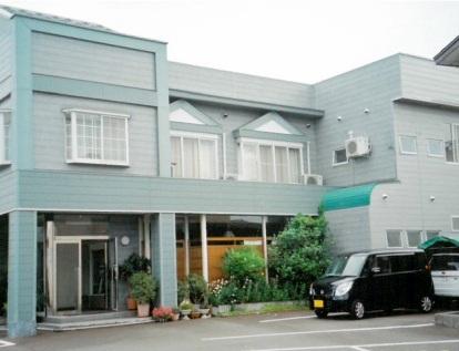 ビジネスホテル鶴林/外観