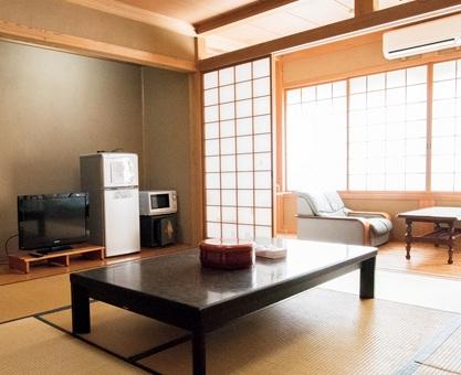 奥山温泉/客室