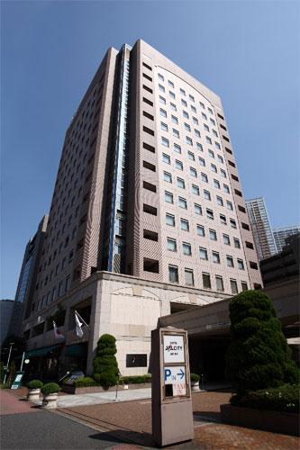 ホテルJALシティ田町 東京/外観