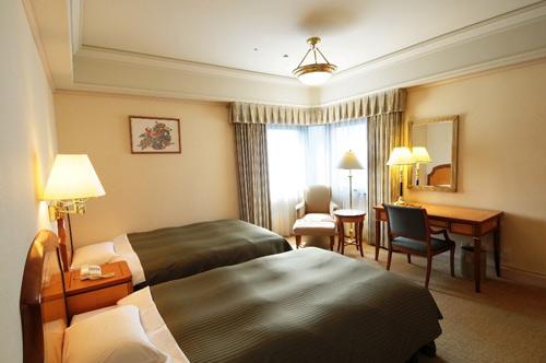 ホテルJALシティ田町 東京/客室