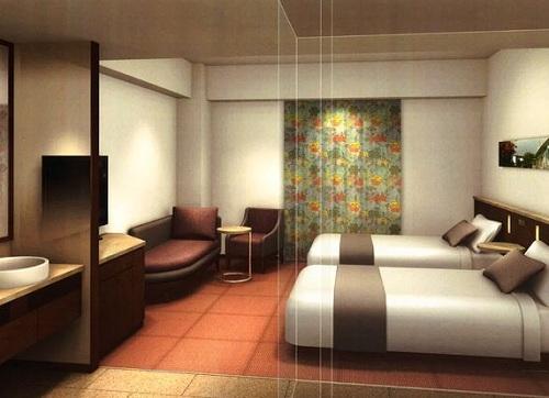 ホテルグレイスリー那覇/客室