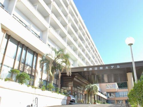 【JR&バス付プラン】湯けむりとにごり湯の宿 霧島国際ホテル(JR九州旅行提供)/外観