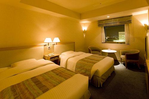 【新幹線付プラン】ホテルニューオータニ熊本(JR九州旅行提供)/客室