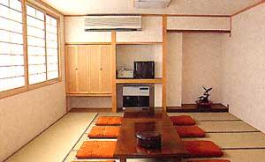 水神温泉 山照園/客室