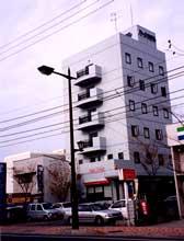 パークホテル観音寺/外観