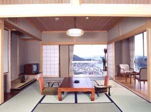千光寺山荘/客室