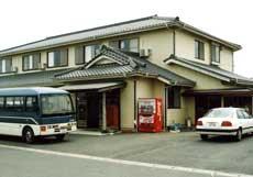民宿旅館 山中荘/外観