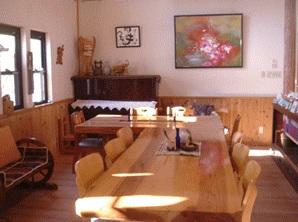 里山ロッジ 森の時計/客室