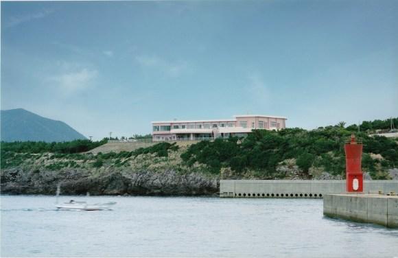 宇久シーパークホテル <五島・宇久島>/外観
