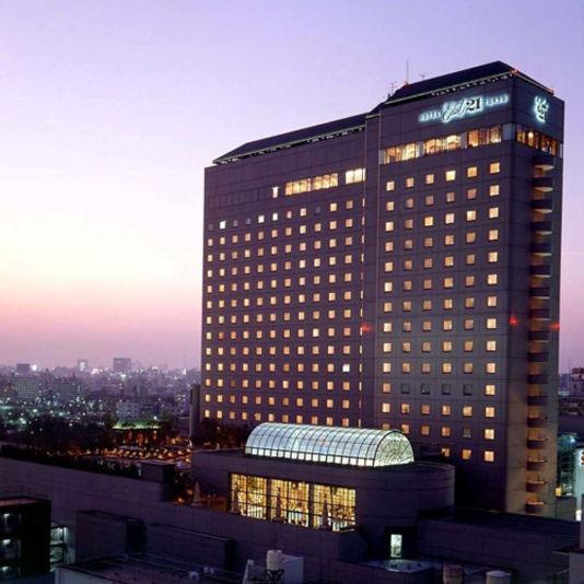 【新幹線付プラン】ホテルイースト21東京(オークラホテルズ&リゾーツ)(びゅうトラベルサービス提供)/外観