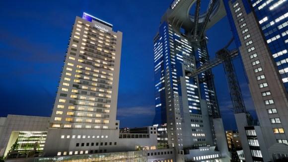 ウェスティンホテル大阪/外観