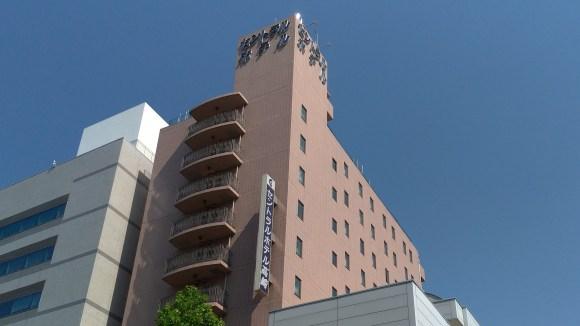 セントラルホテル高崎/外観