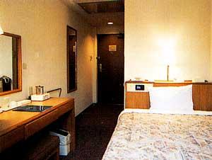 セントラルホテル高崎/客室